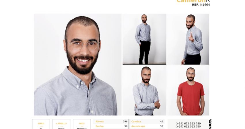 modelo, actriz, actor, agencia en Barcelona, Ethnic Models