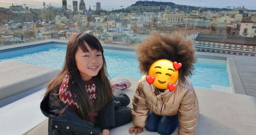 Ethnic models, Shooting, Barcelona, Kid Models, Model Agency