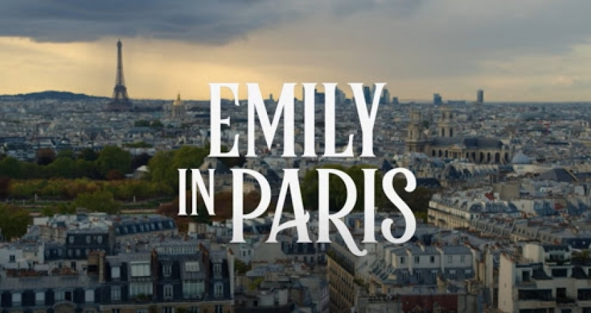 Emily En Paris, Model Agency, Barcelona, Blog, Curosities, 2020